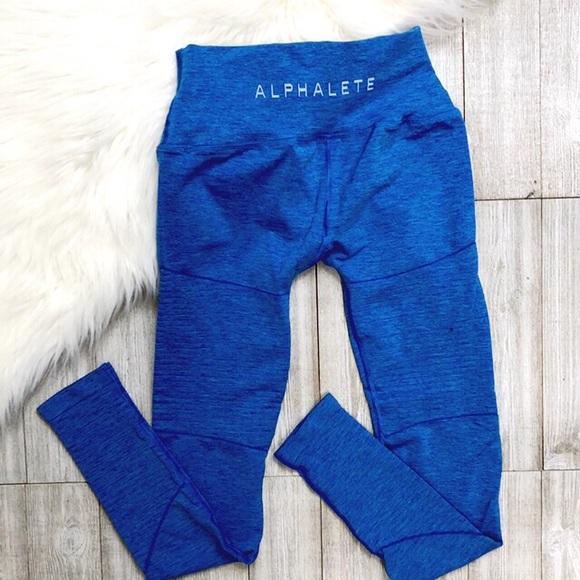 4a9bf368c788ad Alphalete Pants | Revival Leggings | Poshmark